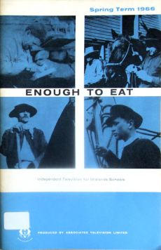 Enough to Eat cover spring 1966.jpg
