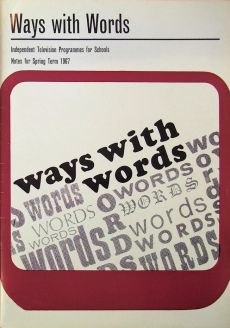 Ways with Words cover spring 1967.jpg